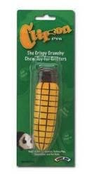 TopDawg Pet Supply Clip On Wood Chew Toy Corn