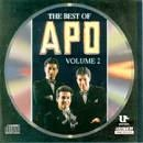 Apo Hiking Society - The Best of APO Volume 2 -- Philippine Tagalog Music CD