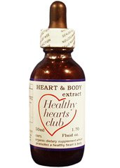 Heart & and Body Extract - 50ml