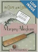 The Case of the Late Pig - Margery Allingham