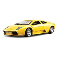Yellow Lamborghini Murcilago - Special Edition Die Cast Model