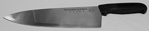 """Montana Knife Works 10"""" Chef Knife"""