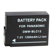 DMW-BLC12 Battery for Panasonic DMC-GH2(Black)