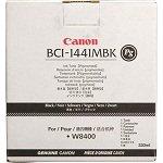 Canon Imageprograf W 8400 P - Original Canon 0174B001 / BCI-1441MBK - Cartouche d'encre Noir Mat - 330 ml