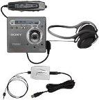 Sony Portable Mini-Disc Player/Recorder (MZ-G750DPC)