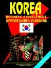 Korea South Business & Investment Opportunities Yearbook