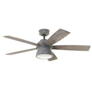 Home Decorators Collection 52 in. Indoor/Outdoor Weathered Gray Ceiling Fan (Weathered Ceiling Fan Blades compare prices)