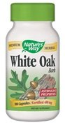 Nature's Way White Oak Bark Capsules, 100-Count