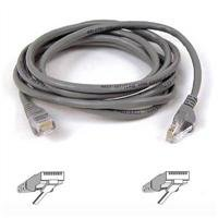 CABLE,CAT6,UTP,RJ45M/M,75',GRY,PATCH,SNAGLESS