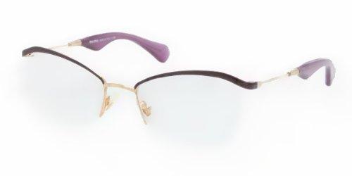 Miu MiuMiu Miu 0MU 54L Eyeglasses Color NAD1O1