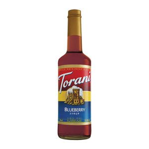 Torani Blueberry Syrup, 750 Ml front-251497