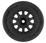 Pro-Line Racing 272503 Renegade 2.2/3.0 Wheels, Black (2) - 1