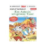 "Asterix Mundart Saarl�ndisch I: Em Asterix sei groosi Tuurvon ""Ren� Goscinny"""