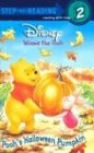 img - for Pooh's Halloween Pumpkin (Step into Reading) book / textbook / text book