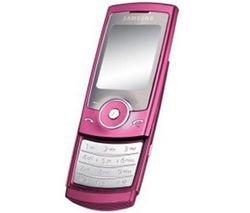 Samsung U600 Sim Free Mobile Phone - Pink