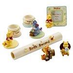 Winnie the Pooh 4 Pc Keepsake Gift Set