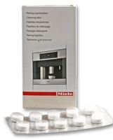 Miele : 05626080 (07616440) Cleaning Tablets (Packet of 10) from Miele