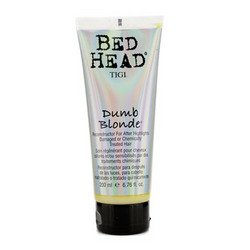 Bed Head Dumb Blonde Reconstructor For After Highlights (Damaged & Chemically Treated Hair) – 200ml/6.76oz