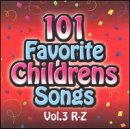 Various Artists - 101 Favorite Childrens Songs, Vol. 1: A-H - Zortam Music