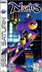 Nights Into Dreams - Sega Saturn
