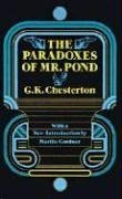 The Paradoxes of Mr. Pond (Dover Books on Literature and Drama), Chesterton, G. K.