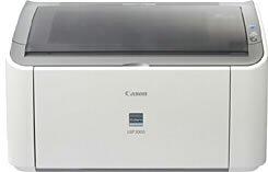 Canon Satera A4モノクロレーザープリンタ LBP3000