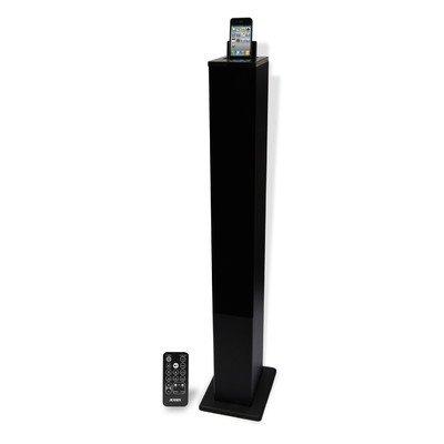 Jensen Jits-260I Iphone/Ipod Universal Docking Digital Music System - Speakers - Retail Packaging - Black/Charcoal