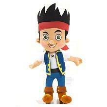 Jake and the Never Land Pirates Mini Plush - Jake