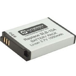 Samsung WB150F Digital Camera Battery Lithium-Ion (3.7v, 1000mAh), - Replacement for Samsung SLB10A Battery