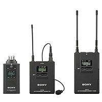 Sony UWP-V6/4244 Lav Mic, Bodypack TX, Plug-on TX and Portable RX Wireless System