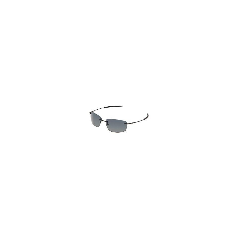 29dfe0ed907 Oakley Nanowire 1.0 Black Chrome VR28 Black Iridium Polarized on ...