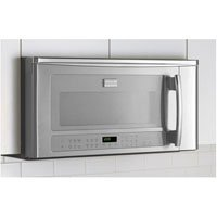 Frigidaire Professional Series : FPBM189KF 30 1.8 cu. ft. Over-the-Range Microwave Oven, 350 CFM