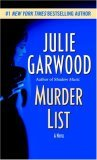3 Julie Garwood contemporary book set: MURDER LIST / SLOW BURN / and HEARTBREAKER
