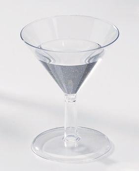 trendy glasses  martini glasses