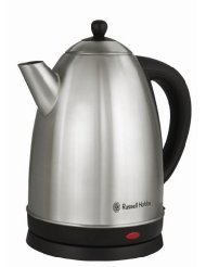 Russell Hobbs Rh13552 Ellora 1-2/3-Liter Stainless-Steel Electric Kettle