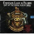 Live at Royal Albert Hall by Emerson Lake & Palmer (1993-01-26)