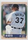 Joe Boever Detroit Tigers (Baseball Card) 1995 Score [???] #N/A
