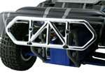 RPM Slash 2WD Rear Bumper, Chrome