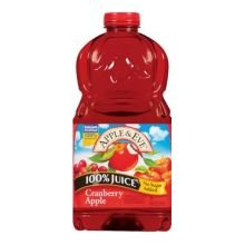Apple And Eve Cranberry Apple Juice, 48 Ounce -- 8 Per Case.