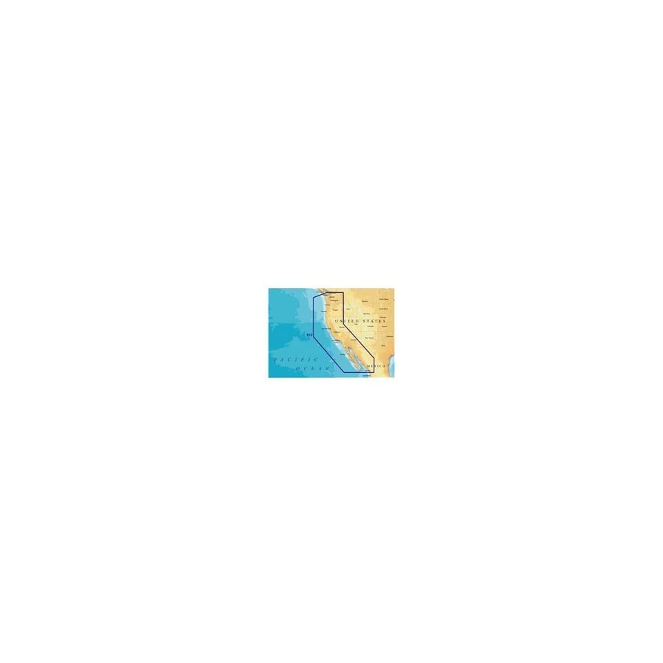 Navionics Platinum 912P US WEST COAST SD Card on PopScreen