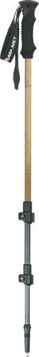 Atp - Nature * 1X Pair Nature Bamboo + Carbon Adjustable Telescopic Trekking Pole Hiking Pole Walking Stick