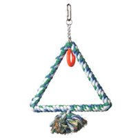 Cheap Paradise Toys Medium Triangle Swing, 8-Inch W by 11-Inch L (B003PLDC2E)
