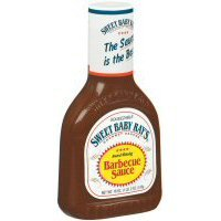 Sweet Baby Ray'S BBQ Sauce, Original, 18 Oz.
