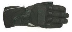 Frank Thomas fth20128Pathfinder en cuir moto gants d'hiver gants de moto Noir Imperméable J & S