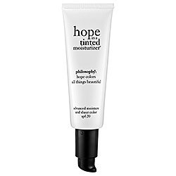 Philosophy Hope in a Tinted Moisturizer SPF 20, OTC Light To Medium