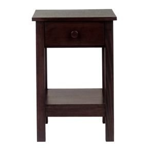 Cheap Kids Nightstands: Kids Espresso Simple Nightstand, Es Simple Nightstand (B002RVT98Y)