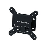 Low Profile Wall Mount Bracket For Lcd Plasma Max 33Lbs, 10 - 26Inch