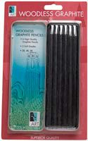 Art Alternatives Pocket Woodless Graphite Pencil Set Picture