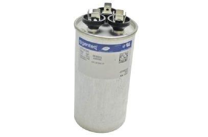 GE Genteq Round Capacitor 45 5 uf MFD 370 Volt 97F9895 Z97F995 97F9895BZ3 27L880 (Hvac Dual Capacitor compare prices)