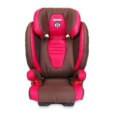 Recaro® Probooster Car Seat In Recaro Signature Color Scheme front-381229